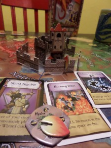 Wizard's Tower Expansion and bits